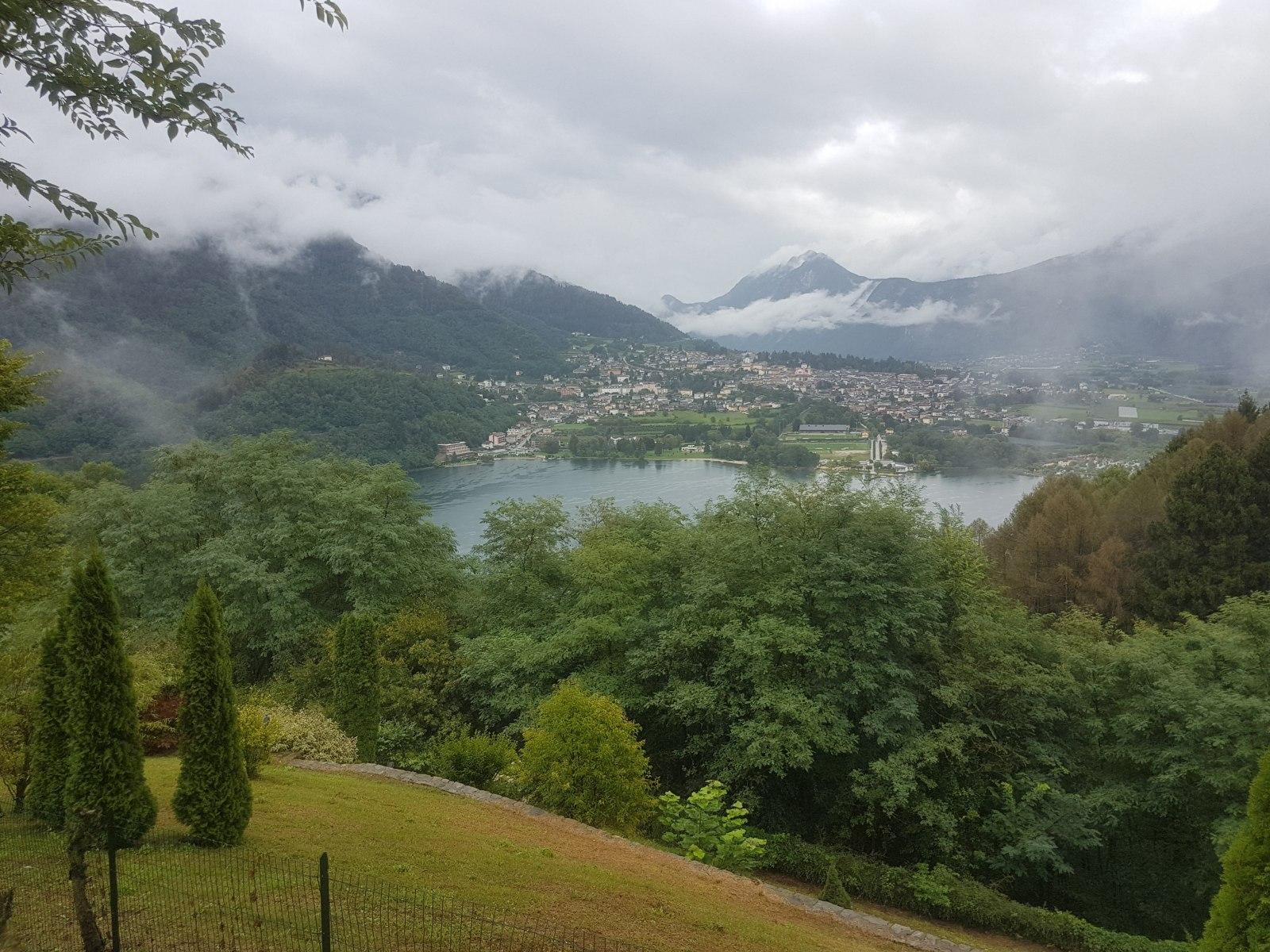 Levico Terme, lago di Levico