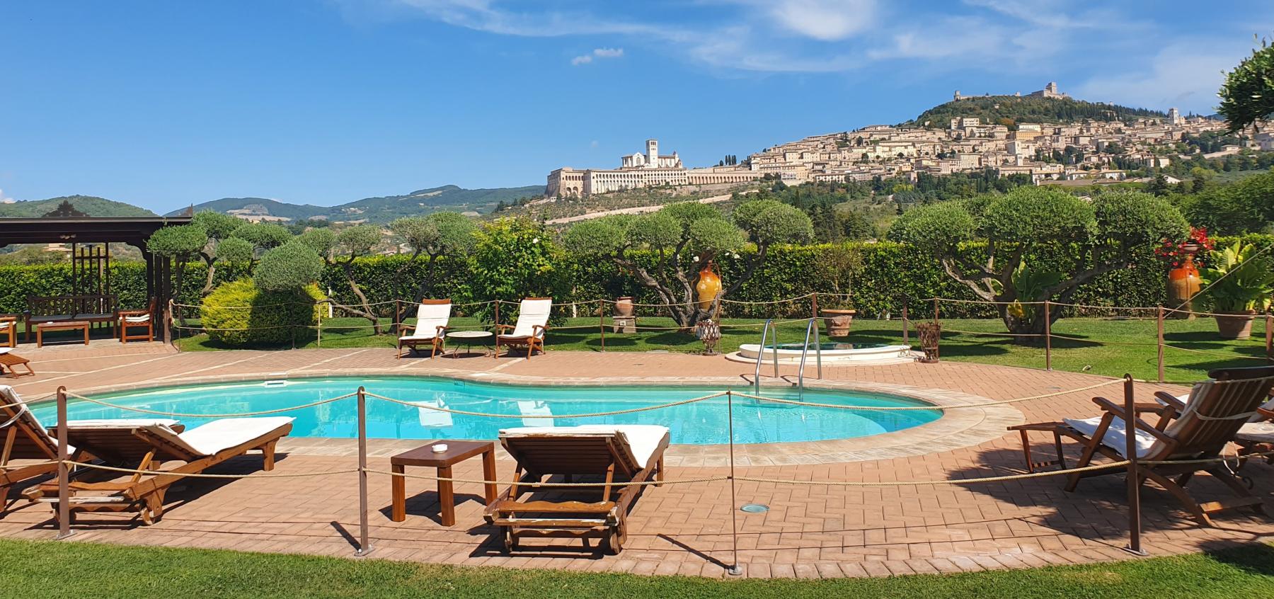 Assisi, Il Roseto