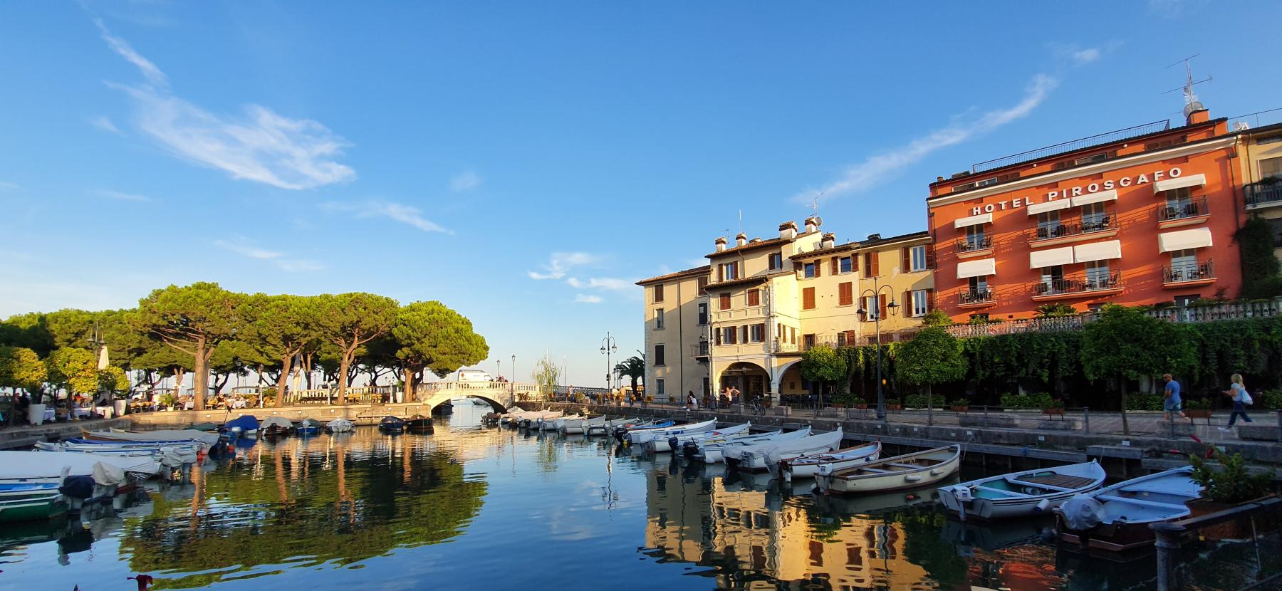 Desenzano, Hotel Piroscafo