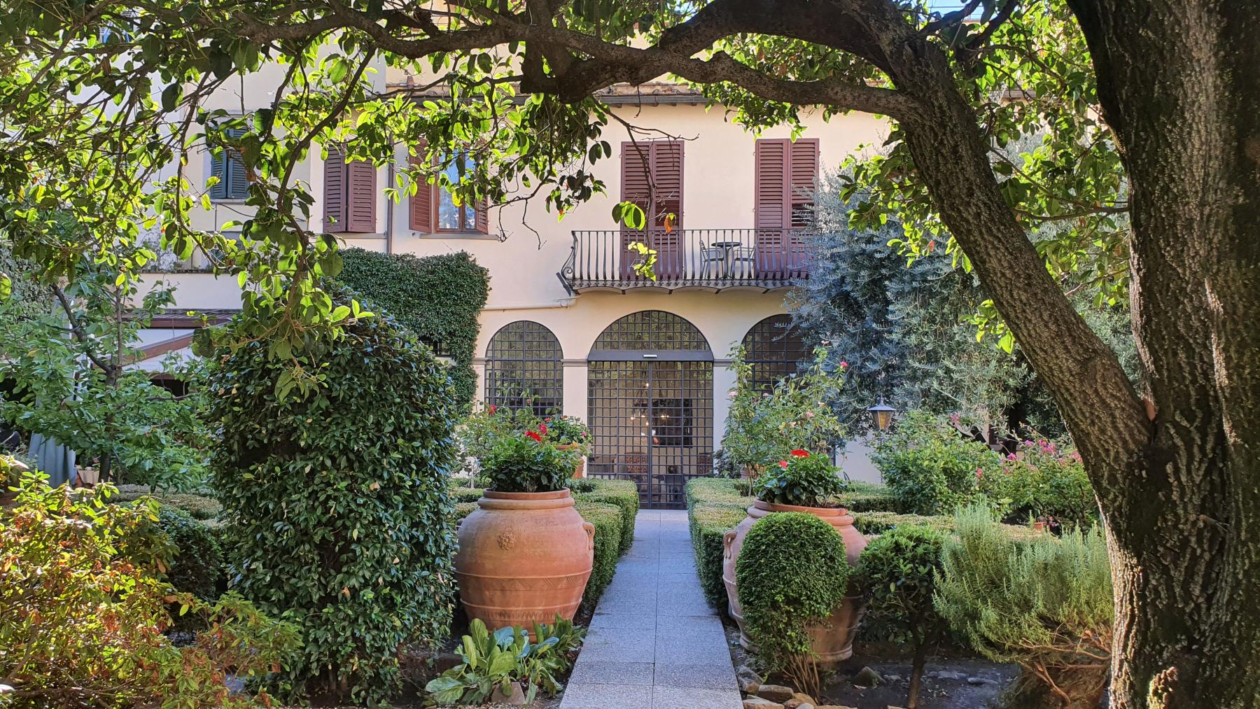 Florence, Hotel Monna Lisa
