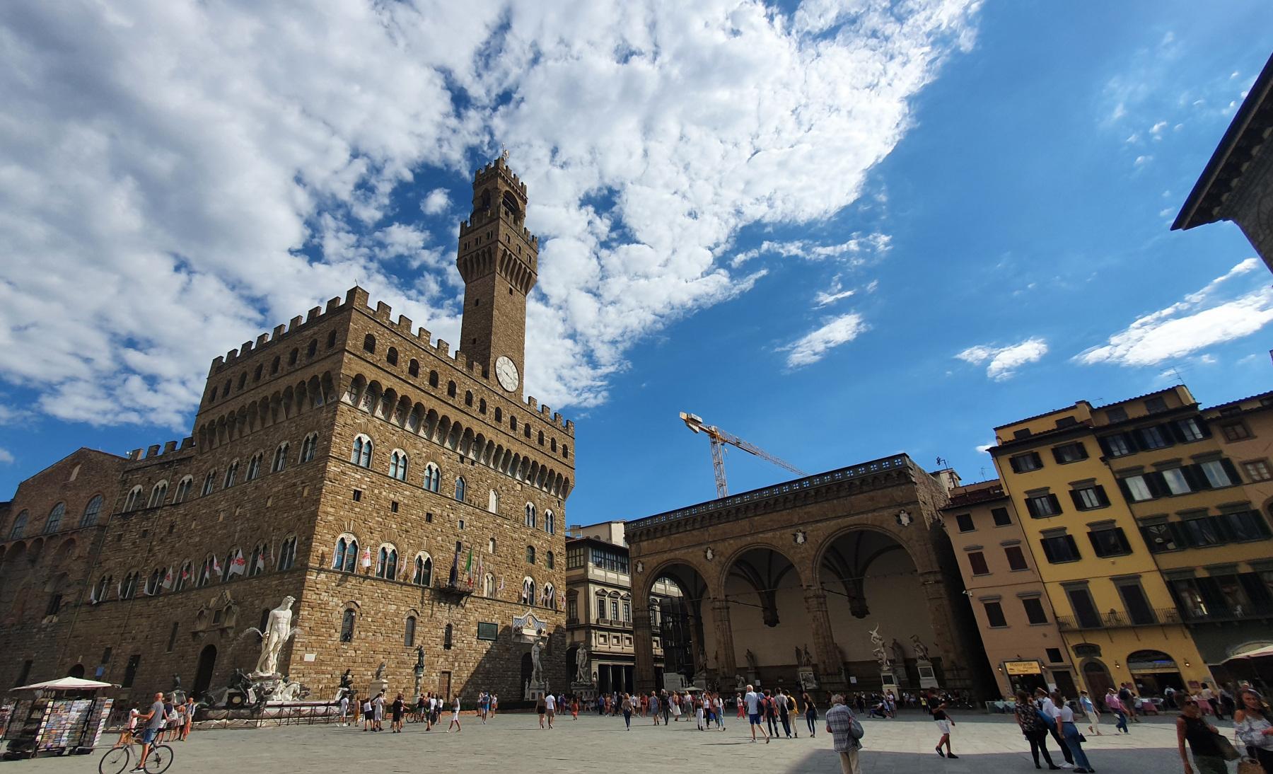 Florence, Piazza della Signoria