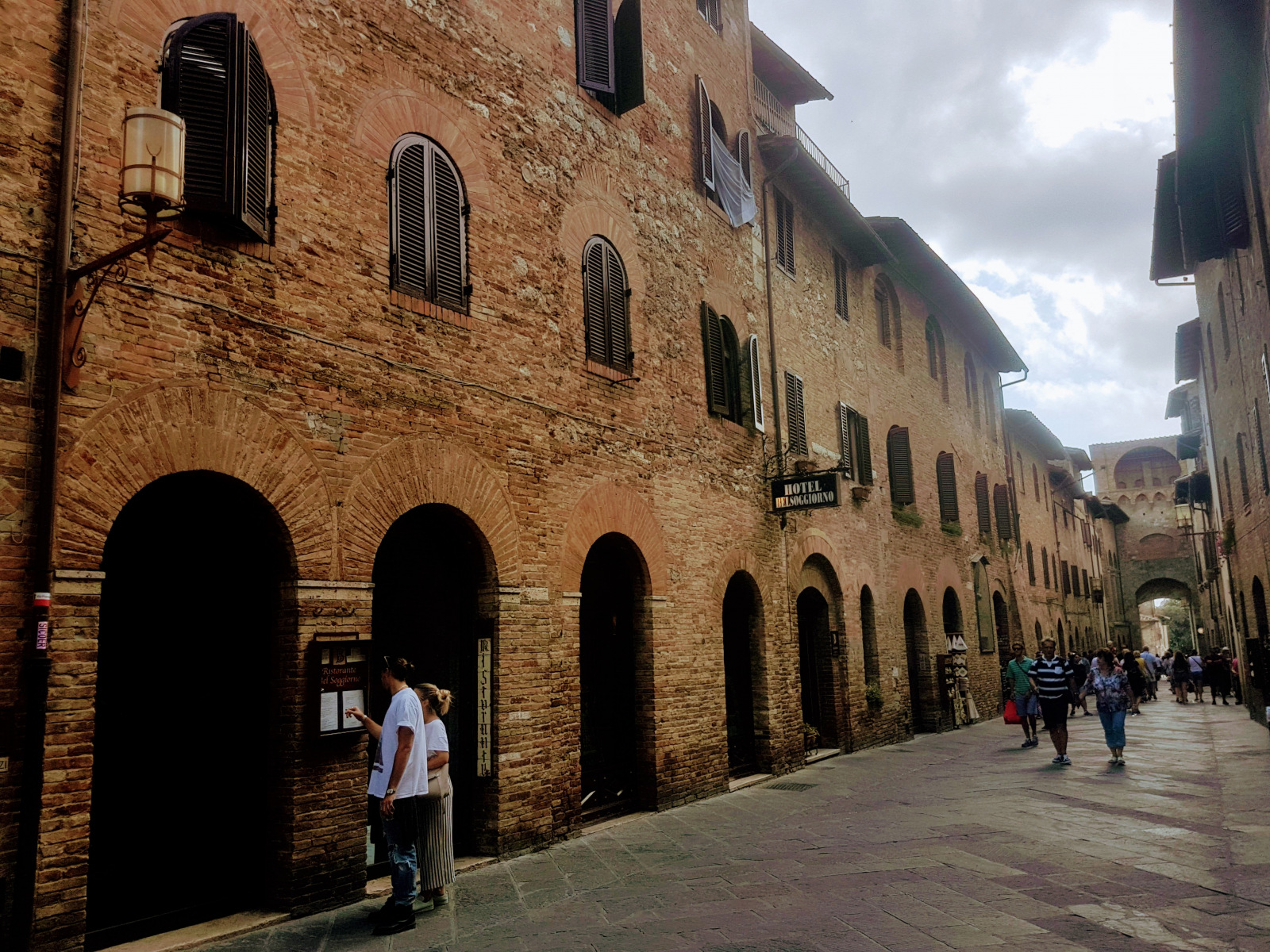 San Gimignano, Hotel Bel Soggiorno