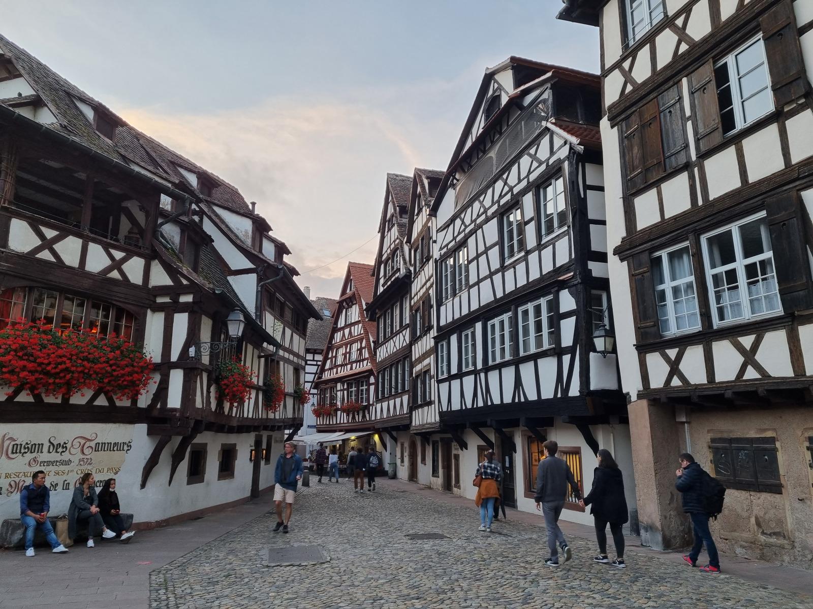 Strassbourg (F)