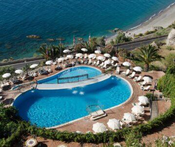 2015 Sicilië, Overnachtingen